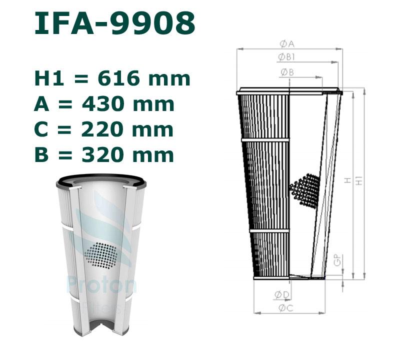 IFA-9908