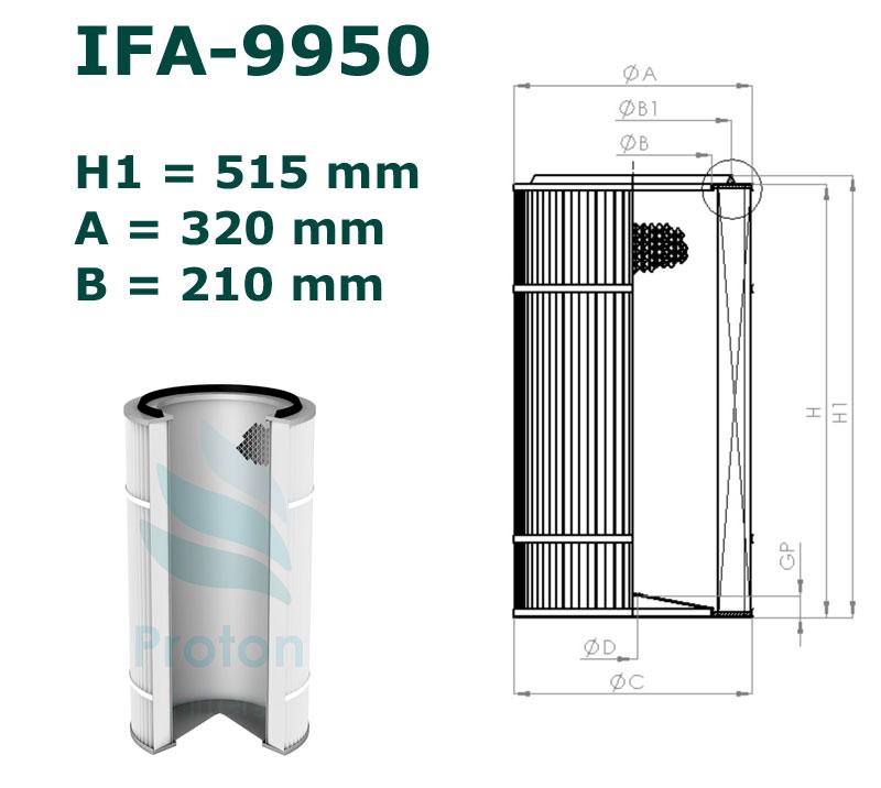 IFA-9950