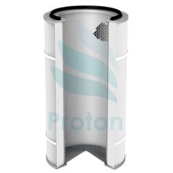 Typ A-07 Wkłady filtrów powietrza