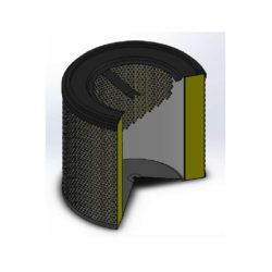 Typ A-15 Wkłady filtrów powietrza