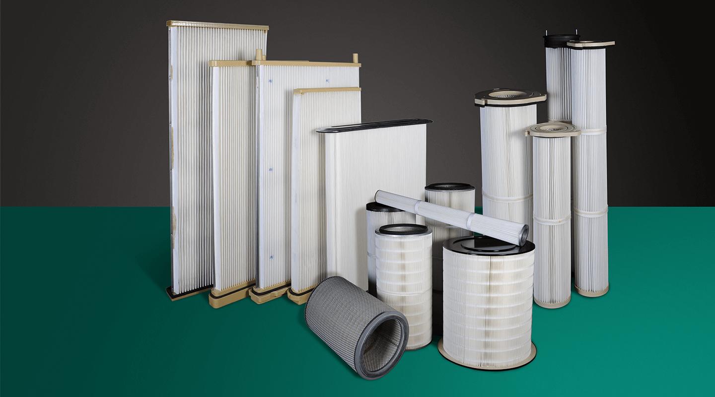 Filtry dla przemysłu Siła czystej mocy