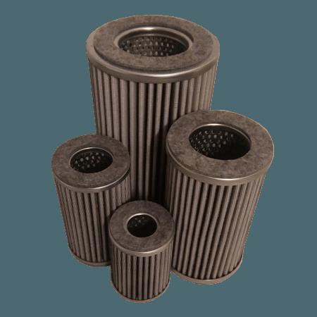 Filtry gazu ziemnego