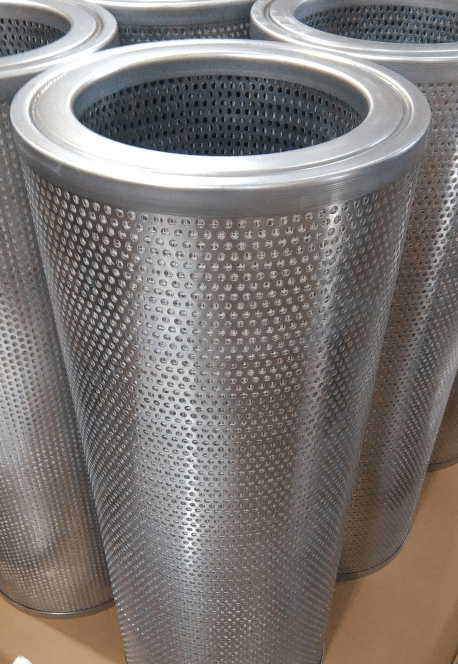Filtry koalescencyjne i filtroseparatory