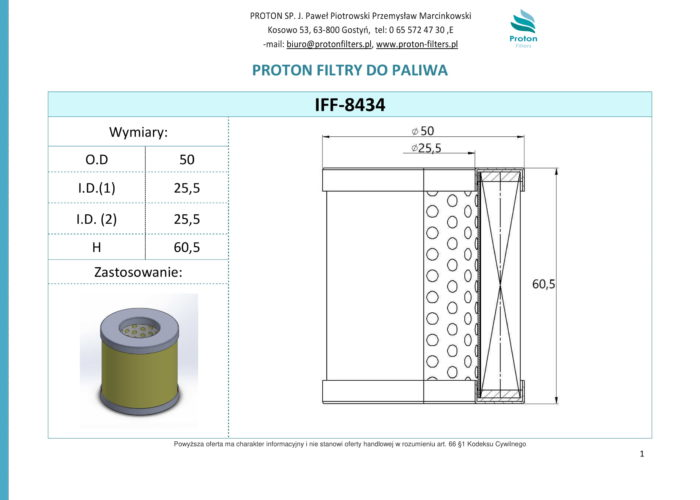 Proton – Fuel filters-01
